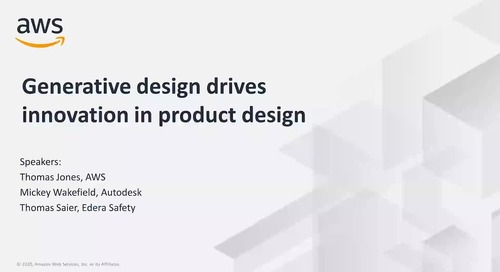 Autodesk's Generative Design Drives Innovation in Product Design