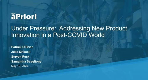 Addressing New Product Innovation in a Post-COVID World