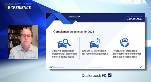 Keys to Compliance in 2021: Know Your Customer and Your Legal Obligations