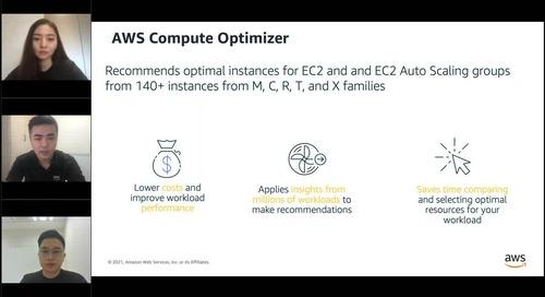 有效 AWS 成本管理,輕鬆上雲無壓力!
