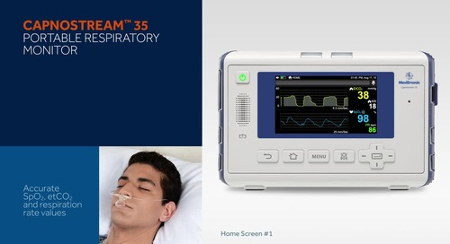 A Complete Overview: Capnostream™ 35 Portable Respiratory Monitor