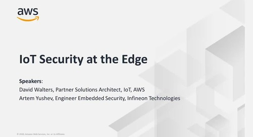 IoT Security at the Edge_Infineon