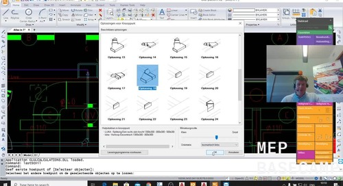 Stabicad new features & Autocad 2021