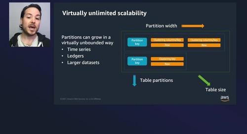 Modernize How You Run Apache Cassandra Workloads by Using Amazon Keyspaces