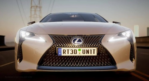 Lexus LC 500: Teaser Part 3/3