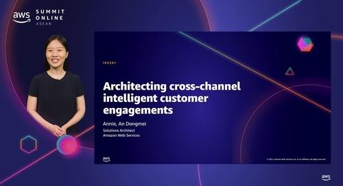 Architecting intelligent cross-channel customer engagements [L300]