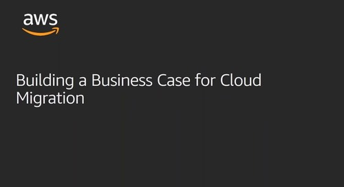 Building a Business Case for Cloud Migration