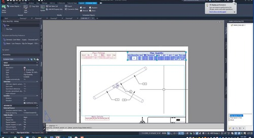 Getting Started with EC-CAD Piping Part 3: Spooling