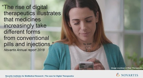 Driving engagement with digital therapeutics