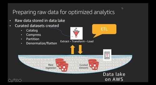 [AWS Startup Webinar Series] Data Analytics Part-1