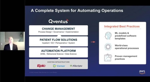 Qventus - 6 Ways AI for Hospital Operations Can Drive Success During Covid and the Next Normal