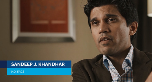 Dr. Khandhar on the Importance of Enhanced Recovery Pathways in Healthcare