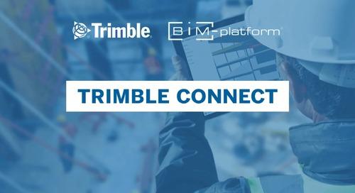 [BIM-Platform & Trimble] Trimble Connect