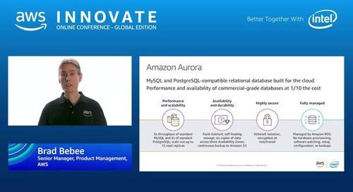 AWS purpose-built database strategy - AWS Innovate