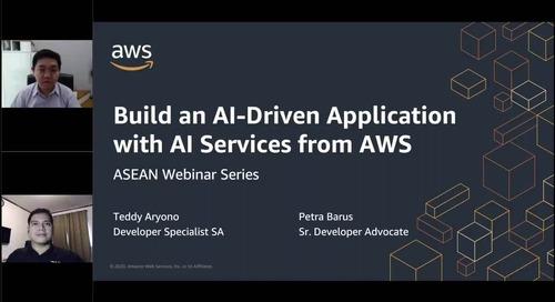 Bagaimana membangun aplikasi AI-driven