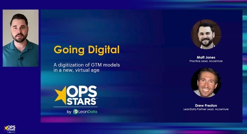 Going Digital: A Digitization of GTM models in a New, Virtual Age