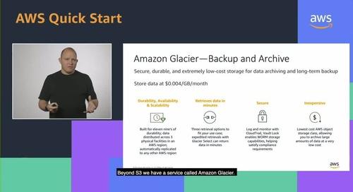 Quickstart - Automate Business Insights