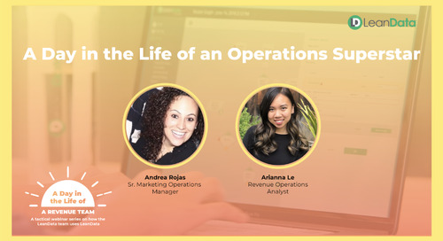A Day in the Life of an Operations Superstar