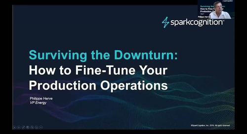 Surviving the Downturn: How to Fine-Tune Your Production Operations