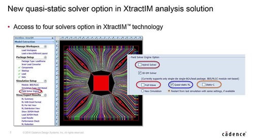 Sigrity Tech Tip: How to Build Accurate Leadframe Package Models Quickly and Easily