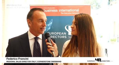 HR Directors Summit Italy