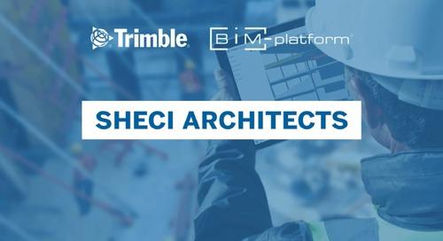[BIM-Platform & Trimble] SheCi Architects