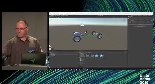 Getting more out of your CAD data with Unity and PiXYZ