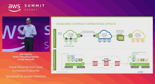 From the Cloud to the Cloud and Across the Software-Defined Enterprise (Sponsored by Juniper)
