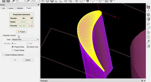Strategies for Multiblock Structured Meshing of Turbine Blades Part 1