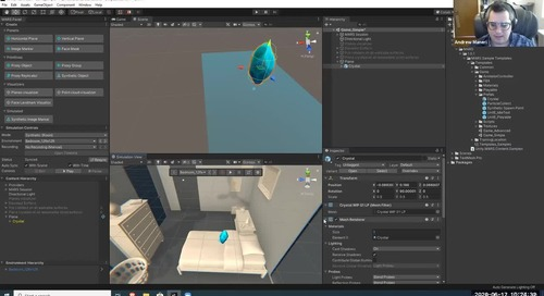 Getting started with Unity MARS