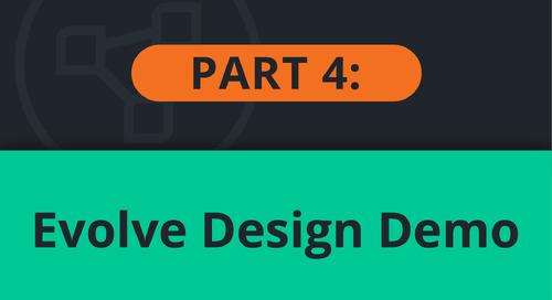 PubSub+ Event Portal Demo Part 4: Evolve Design