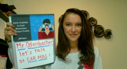 Video message for Mr. Offenbacher