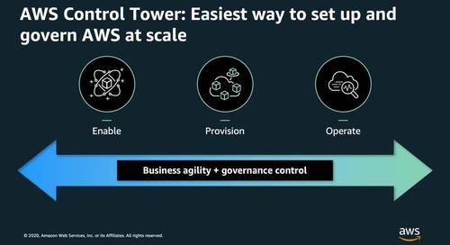 AWS 金融科技線上研討會 - 適用於金融服務的雲端安全最佳實踐
