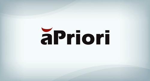 Intro to aPriori
