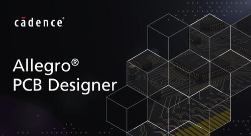Allegro PCB Editor Overview Video