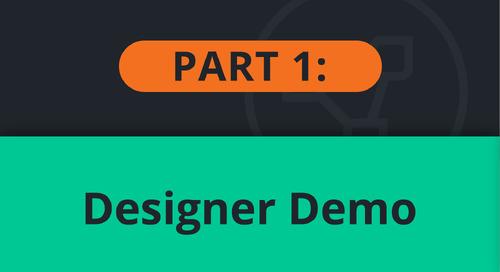 PubSub+ Event Portal Demo Part 1: Designer