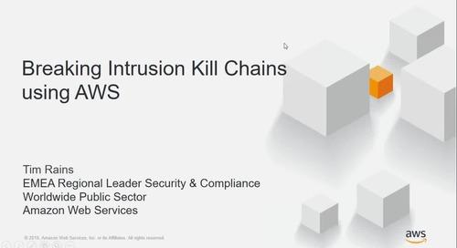 Security Webinar - Breaking Intrusion Killchains