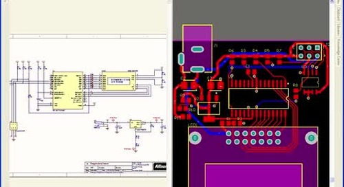 How Do I Resolve Schematic PCB Synchronization - EvalQuest