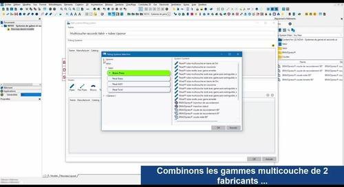 [FR] Trimble Nova V16.2 - Systèmes de gaines et raccords utilisateurs