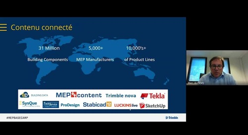 MEPcontent Bibliothèque BIM pour les ingénieurs MEP
