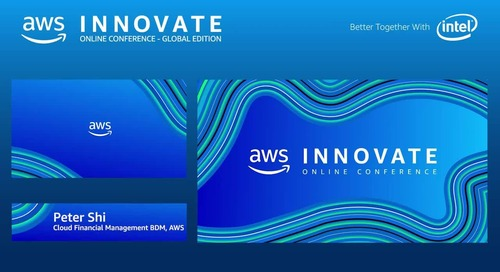 How to build a migration business case and use AWS in a cost-efficient way - AWS Innovate
