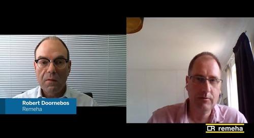 Interview with Robert Doornebos from Remeha!