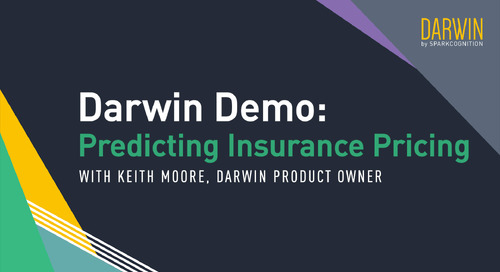 Darwin Demo: Predicting Insurance Pricing