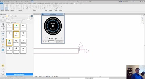 SysQue Piping 101 Training Series Part 4: Drawing Main Runs