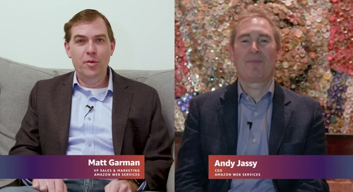 AWS Summit Online ASEAN 2020 | Closing Remarks: Fireside Chat with Andy Jassy & Matt Garman