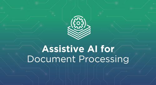 Quantiphi: Assistive AI for Document Processing