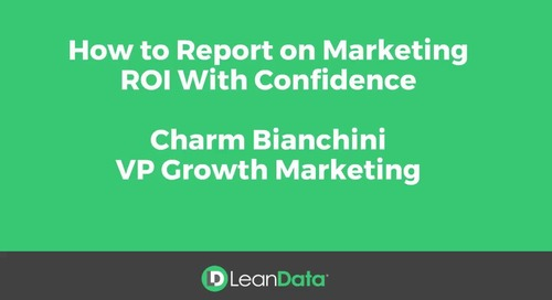 How to Report on Marketing ROI with Confidence