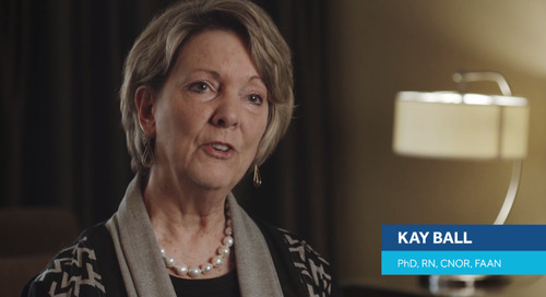 Kay Ball Speaks on Surgical Smoke