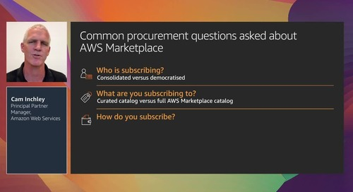 Balance agility and governance for software procurement and provisioning