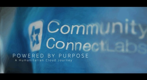 Powered By Purpose - Imagine Grant 2019 Winner: Community Connect Labs